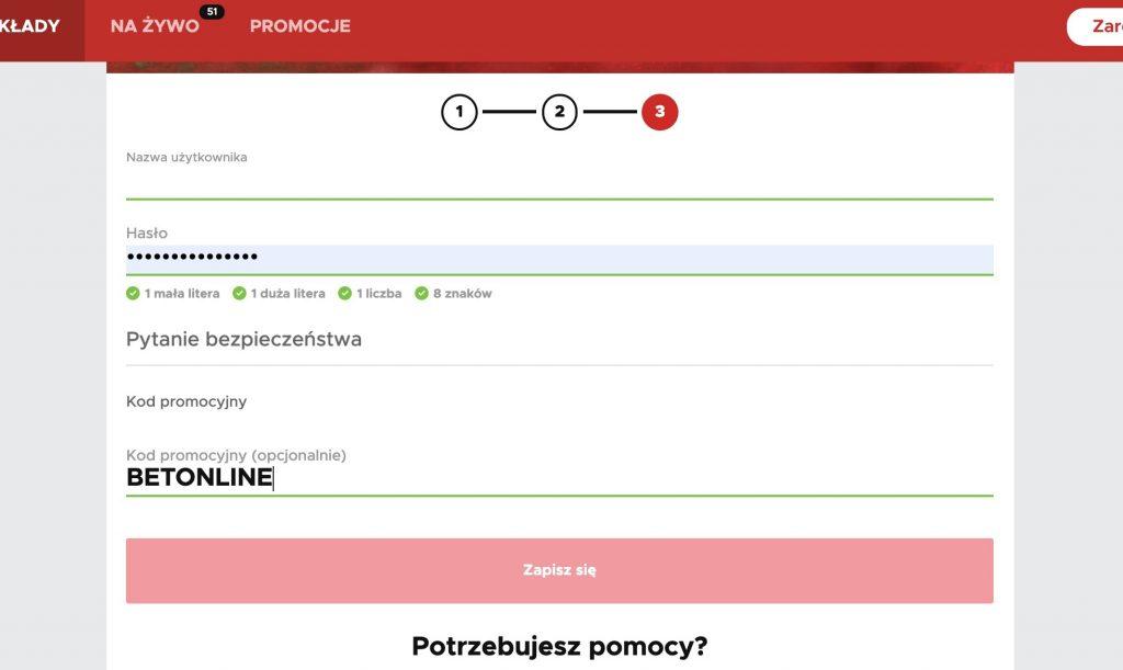 1000 PLN na start w BetClic Polska!