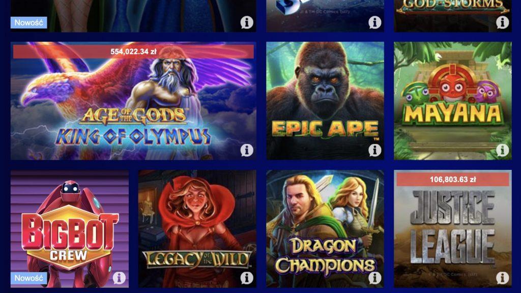 Granie w Total Casino. Które automaty najlepsze?